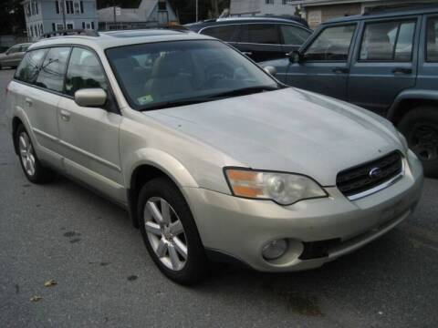 2006 Subaru Outback for sale at S & K Auto Sales in Westport MA
