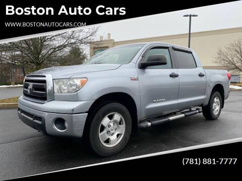 2011 Toyota Tundra for sale at Boston Auto Cars in Dedham MA