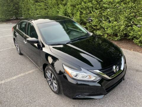 2017 Nissan Altima for sale at Limitless Garage Inc. in Rockville MD