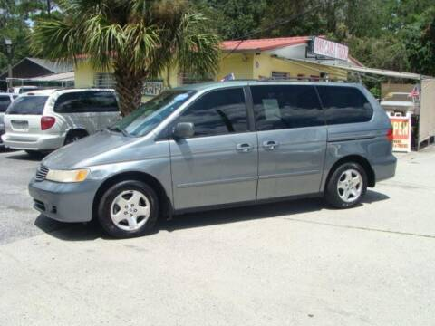 1999 Honda Odyssey for sale at VANS CARS AND TRUCKS in Brooksville FL