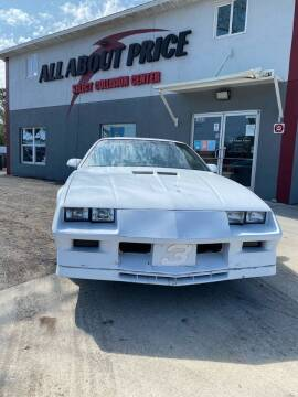 1983 Chevrolet Camaro for sale at All About Price in Bunnell FL