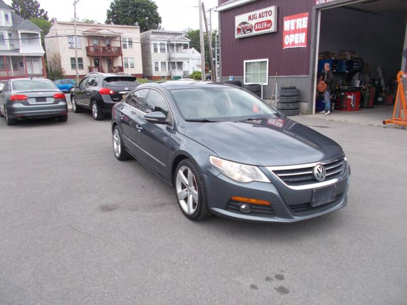2011 Volkswagen CC for sale at Mig Auto Sales Inc in Albany NY