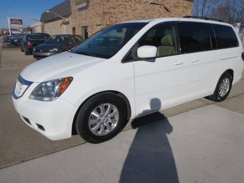 2009 Honda Odyssey for sale at Drive Auto Sales in Roseville MI