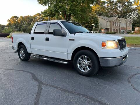 2006 Ford F-150 for sale at GTO United Auto Sales LLC in Lawrenceville GA