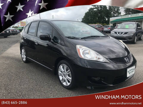 2011 Honda Fit for sale at Windham Motors in Florence SC