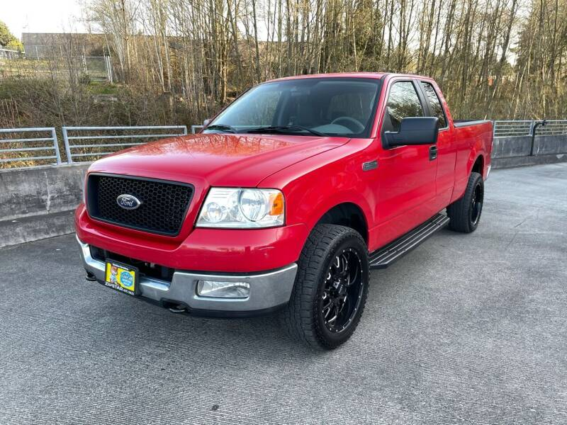 2005 Ford F-150 for sale at Zipstar Auto Sales in Lynnwood WA
