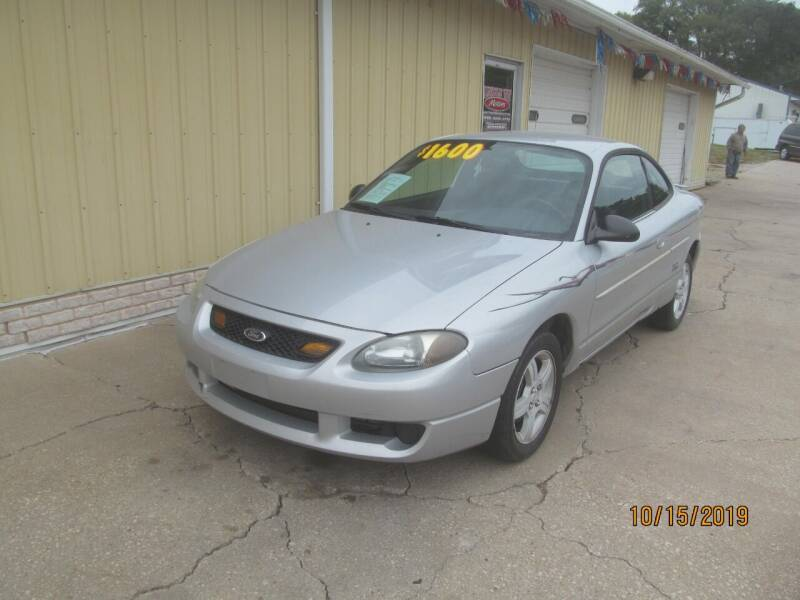 2003 Ford Escort for sale at Lincoln Way Motors I in Cedar Rapids IA