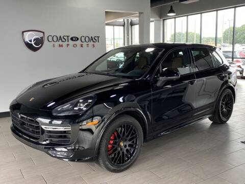 2016 Porsche Cayenne for sale at Coast to Coast Imports in Fishers IN