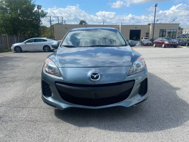 2013 Mazda MAZDA3 for sale at Platinum Cars Exchange in Downers Grove IL