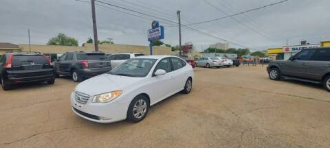 2010 Hyundai Elantra for sale at Suzuki of Tulsa - Global car Sales in Tulsa OK