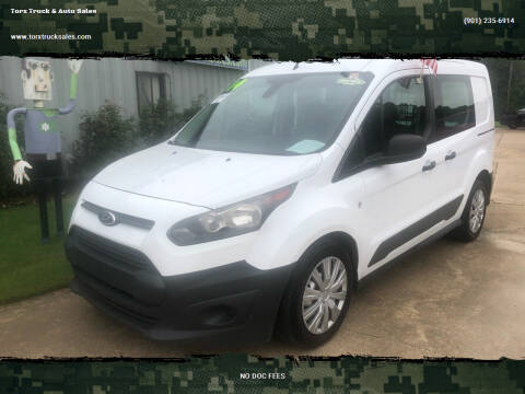 2014 Ford Transit Connect Cargo for sale at Torx Truck & Auto Sales in Eads TN