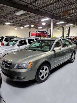 2008 Hyundai Sonata for sale at Brian's Direct Detail Sales & Service LLC. in Brook Park OH