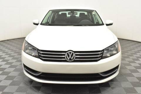 2014 Volkswagen Passat for sale at CU Carfinders in Norcross GA