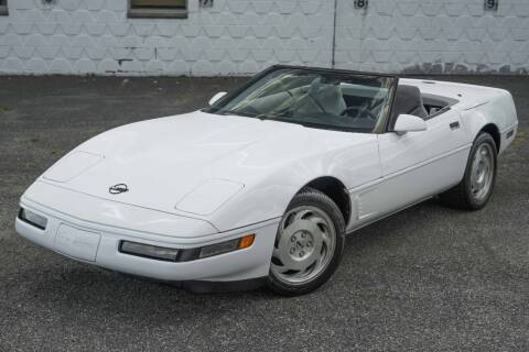 1995 Chevrolet Corvette for sale at Vantage Auto Wholesale in Moonachie NJ