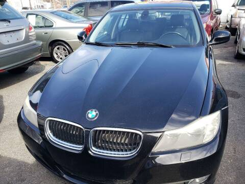 2011 BMW 3 Series for sale at Jimmys Auto INC in Washington DC