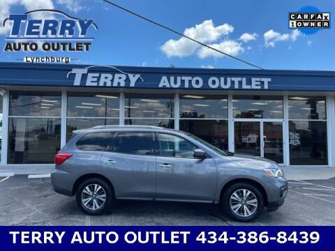 2017 Nissan Pathfinder for sale at Terry Auto Outlet in Lynchburg VA