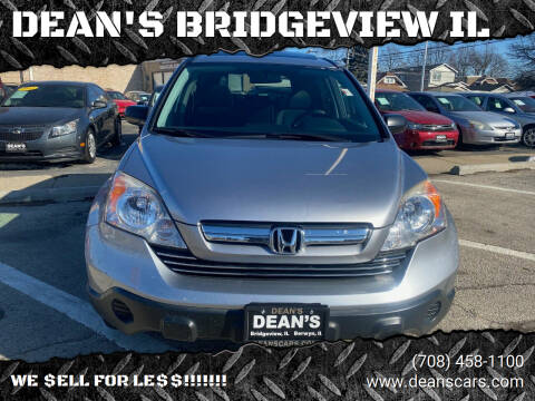 2007 Honda CR-V for sale at DEANSCARS.COM in Bridgeview IL