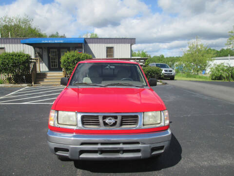 1998 Nissan Frontier for sale at Olde Mill Motors in Angier NC