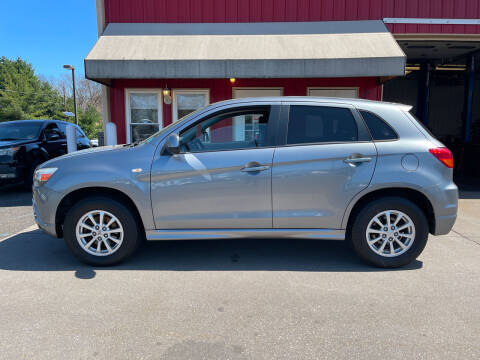 2011 Mitsubishi Outlander Sport for sale at JWP Auto Sales,LLC in Maple Shade NJ