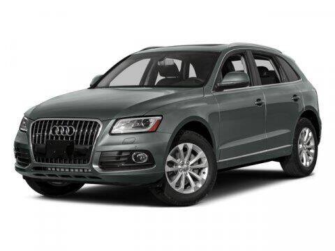 2016 Audi Q5 for sale at BMW OF ORLAND PARK in Orland Park IL