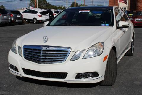 2010 Mercedes-Benz E-Class for sale at Clear Choice Auto Sales in Mechanicsburg PA