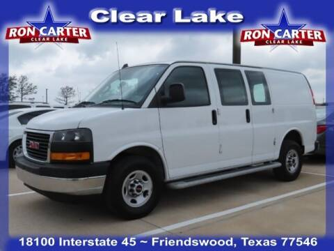 2020 GMC Savana Cargo for sale at Ron Carter  Clear Lake Used Cars in Houston TX