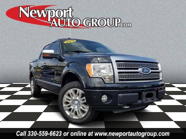 2010 Ford F-150 for sale at Newport Auto Group Boardman in Boardman OH