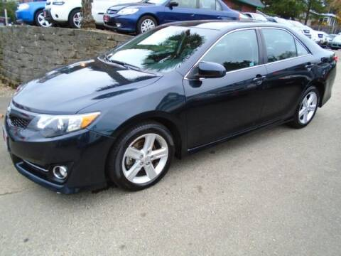 2013 Toyota Camry for sale at Carsmart in Seattle WA