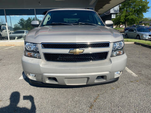 2007 Chevrolet Tahoe for sale at Carz Unlimited in Richmond VA