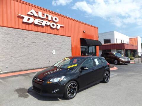 2013 Ford Focus for sale at Auto Depot - Madison in Madison TN
