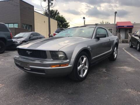 2008 Ford Mustang for sale at Saipan Auto Sales in Houston TX