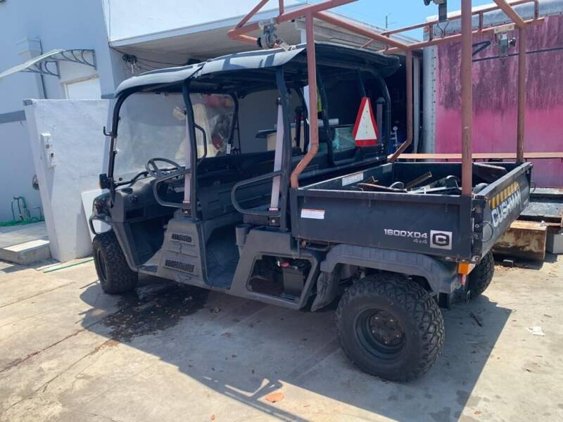 2014 Cushman 1600xd4 for sale at YID Auto Sales in Hollywood FL