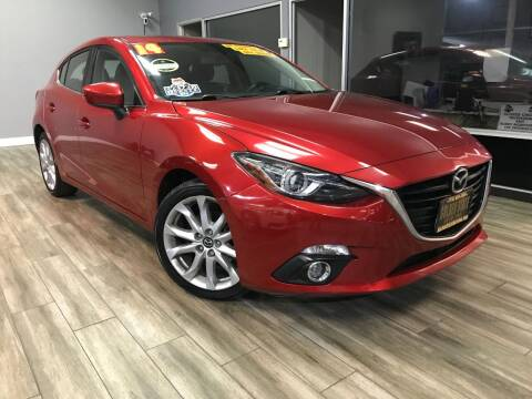 2014 Mazda MAZDA3 for sale at Golden State Auto Inc. in Rancho Cordova CA