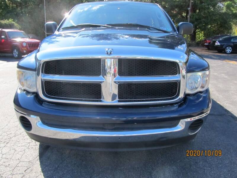2005 Dodge Ram Pickup 1500 for sale at Mid - Way Auto Sales INC in Montgomery NY