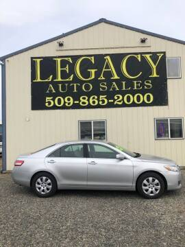 2011 Toyota Camry for sale at Legacy Auto Sales in Toppenish WA