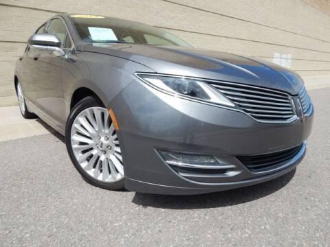 2014 Lincoln MKZ for sale at Altitude Auto Sales in Denver CO
