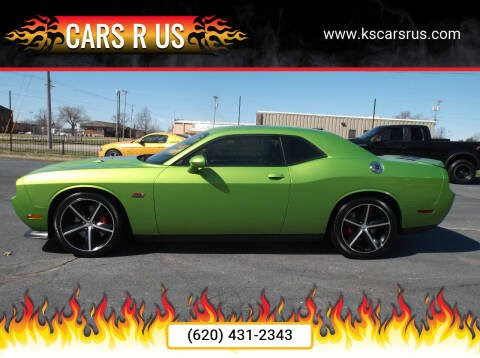 2011 Dodge Challenger for sale at Cars R Us in Chanute KS