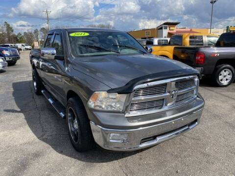 2011 RAM Ram Pickup 1500 for sale at Sell Your Car Today in Fayetteville NC