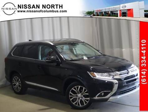 2017 Mitsubishi Outlander for sale at Auto Center of Columbus in Columbus OH