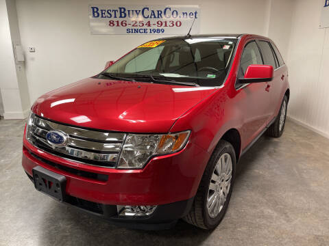 2010 Ford Edge for sale at Best Buy Car Co in Independence MO