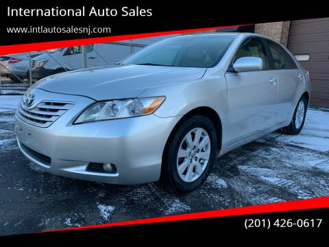 2008 Toyota Camry for sale at International Auto Sales in Hasbrouck Heights NJ