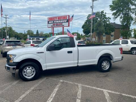 2017 Ford F-150 for sale at Christy Motors in Crystal MN