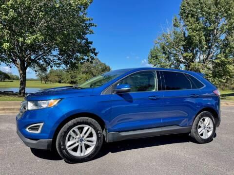 2018 Ford Edge for sale at LAMB MOTORS INC in Hamilton AL