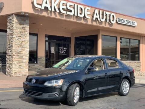 2012 Volkswagen Jetta for sale at Lakeside Auto Brokers Inc. in Colorado Springs CO