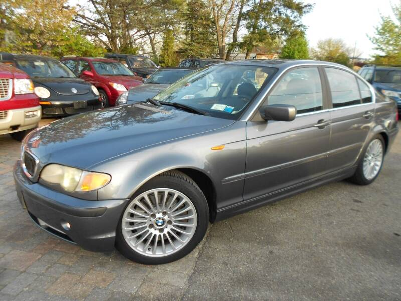 2003 BMW 3 Series for sale at Precision Auto Sales of New York in Farmingdale NY