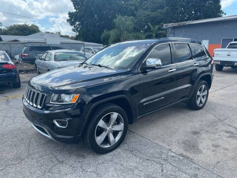 2015 Jeep Grand Cherokee for sale at P J Auto Trading Inc in Orlando FL