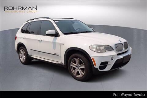 2011 BMW X5 for sale at BOB ROHRMAN FORT WAYNE TOYOTA in Fort Wayne IN