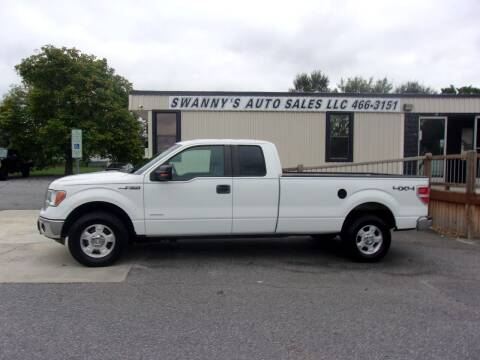 2013 Ford F-150 for sale at Swanny's Auto Sales in Newton NC
