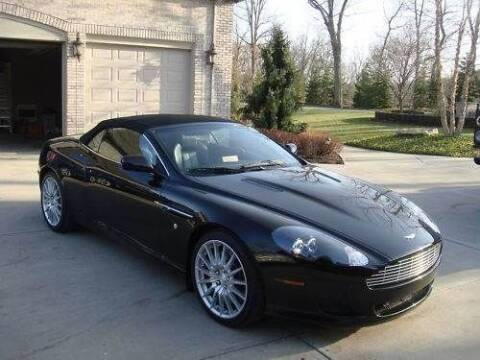 2007 Aston Martin DB9 for sale at Classic Car Deals in Cadillac MI