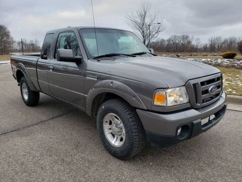 2011 Ford Ranger for sale at A+ Family Auto in Marshall MI